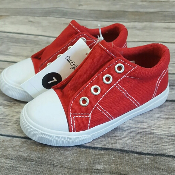 Toddler Boys Mario Sneakers Choose Size! Brand New Cat /& Jack